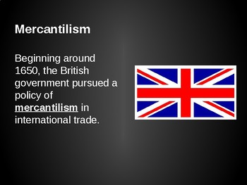 What is Mercantilism?  Powerpoint