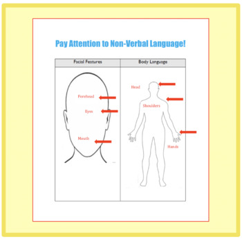 How Do YOU Communicate Without Talking? A Non-verbal Language Game