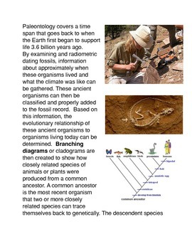 What is Paleontology?