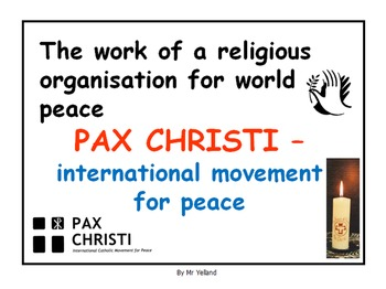 What is Pax Christi