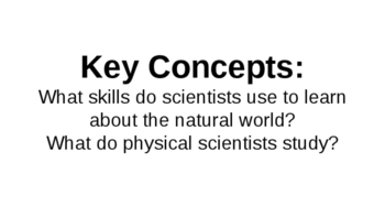 What is Physical Science?