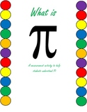 What is Pi?  A Pi Day activity