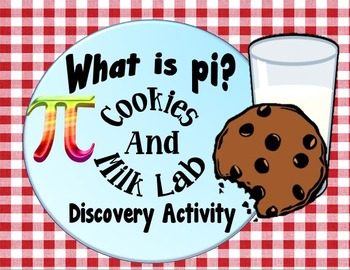 What is Pi?  Discovery Activity:   Milk and Cookies Lab