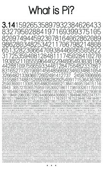 What is Pi? Poster