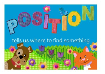 What is Position? (Poster)