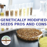 (Agriculture) GMOs Pros and Cons - Reading Guide