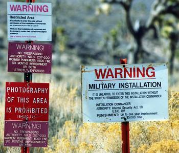 What is Really Hidden at Area 51?
