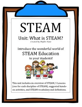 What is STEAM? Introduction to STEAM, Unit for all ages