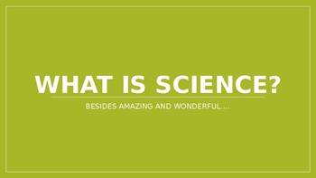what is science ppt - Parfu kaptanband co