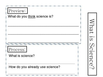 What is Science? Interactive Student Notebook
