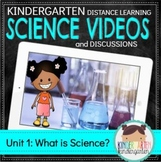 What is Science? Kindergarten Video Lessons and Discussion