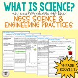 What is Science? - NGSS Practices of Scientists and Engineers