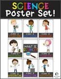 What is Science? Classroom Posters - Create a Fun Display