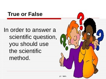 What is Science QOD Powerpoint
