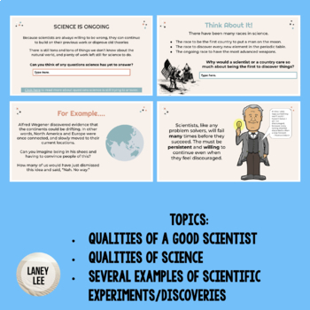 Nature of Science - Presentation