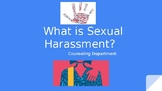 What is Sexual Harassment? Middle School Powerpoint Presentation