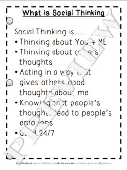 What is Social Thinking?