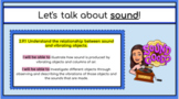 What is Sound? - Second Grade Sound Unit