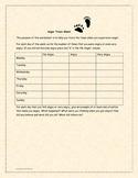 Anger Track Sheet