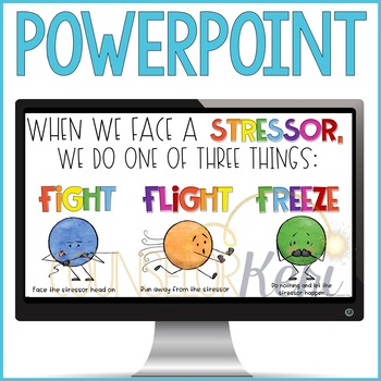 What is Stress Classroom Guidance Lesson on Stress Response System