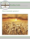 (Agriculture) What is Sustainable Agriculture - Reading Gu