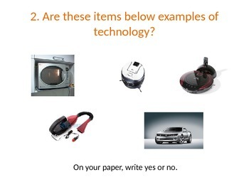 What is Technology? Quiz