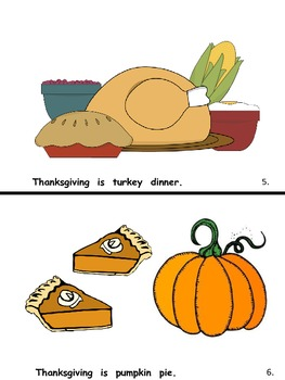 What is Thanksgiving? Book
