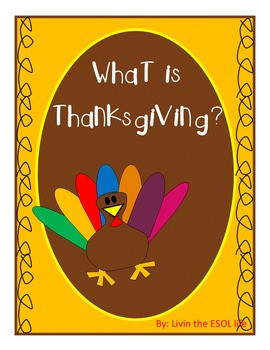What is Thanksgiving Reading comp packet