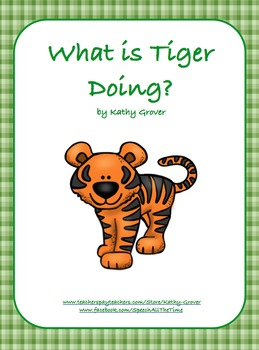 What is Tiger Doing?--What Questions