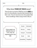 What is Tone of Voice?