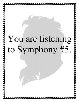 What is Up with the Teacher? (Beethoven Edition)