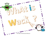 What is Wacky? Packet