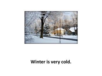 What is Winter Like - intermediate reader