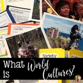 What is World Cultures Activity for 6th Grade Social Studies