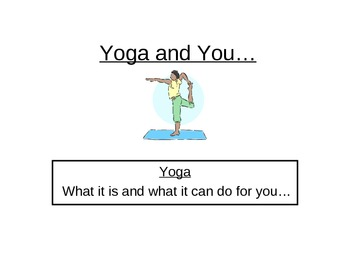 What is Yoga!?