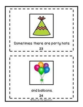 Social Skills * Autism * Birthday