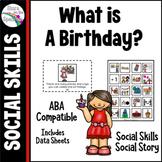 Social Skills Birthday Autism