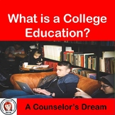 What is a College Education? Distance Learning