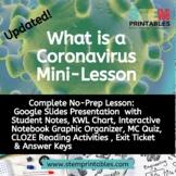 What is a Corona Virus (Covid-19) NO-Prep Mini-Lesson