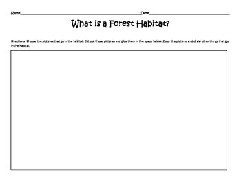 What is a Forest Habitat?