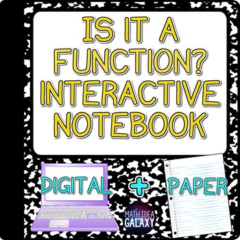What is a Function - Interactive Notebook