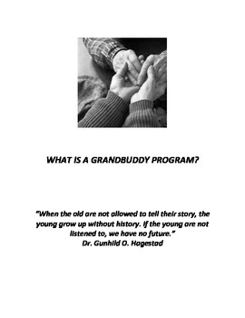 What is a Grandbuddy Program?