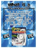 What is a Hurricane? (on Epic!)