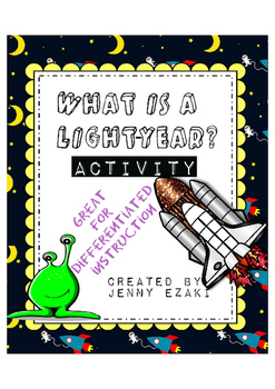 What is a Light-Year Activity?