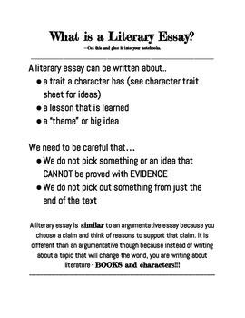 think big to grow big essay