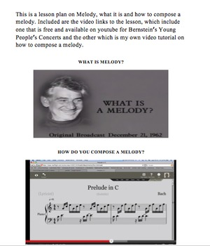 What is a Melody and how to compose a Melody