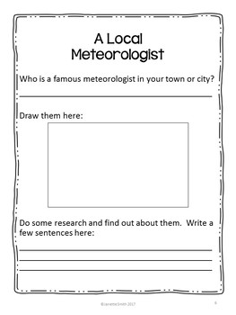 What is a Meteorologist?  Science Careers