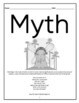 Myth Book Study AND Book Report