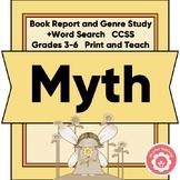 Myth Mini-Course: Genre Study Book Report