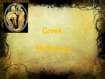 What is a Myth? /Write Your Own Myth!